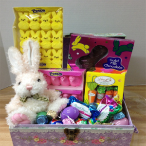 Easter treasure chest