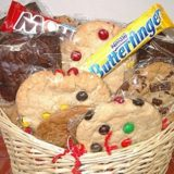 $39.99 cookie basket medium