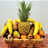 Tasty Fruit Basket