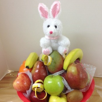 Celebrate Spring Fresh Fruit Basket