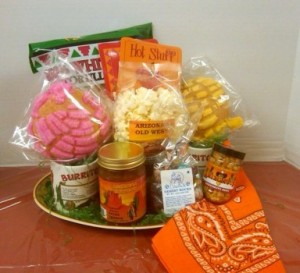 "<img src=""image.gif"" alt=""This is a Southwest Gift Basket"" />"