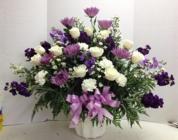 "<img src=""image.gif"" alt=""Funeral Flowers"" />"