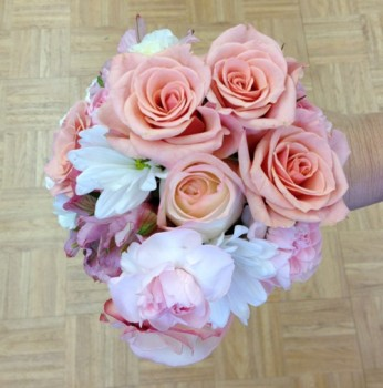 "<img src=""image.gif"" alt=""Maid of Honor Flowers for Rush Wedding"" />"