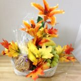 fall fruit basket