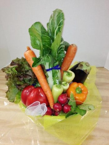 Top of the line Veggie basket