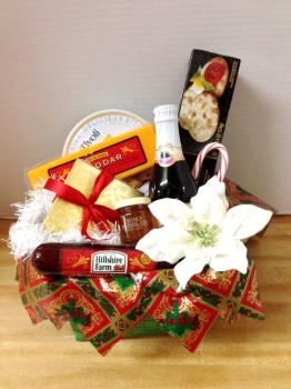 "<img src=""image.gif"" alt=""This is a custom designed gift basket"" />"
