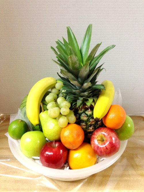 Really Nice Fresh Fruit Basket