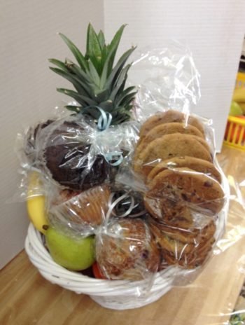 Cookies Muffins Fruit