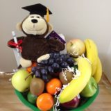 Happy Graduation Gift Basket