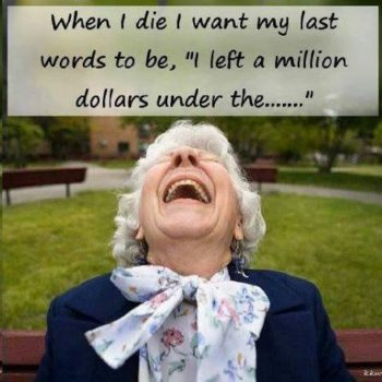 Last Words humor