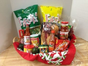 Southwest gift basket