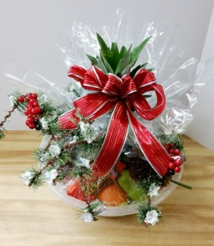 Fresh Fruit for Christmas