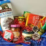 A Southwest Christmas Basket
