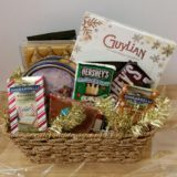 Cheery Christmas Basket