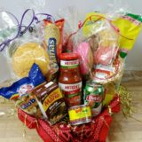 Southwest party gift basket