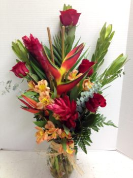 Roses and Tropicals