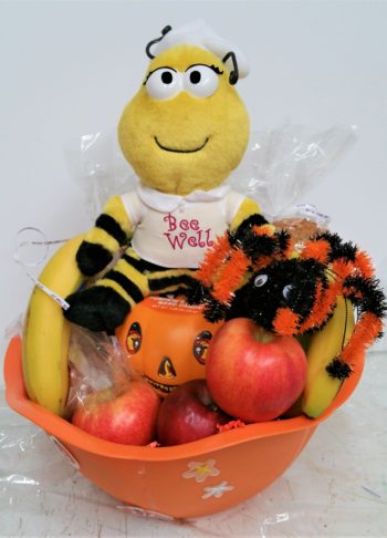 Halloween Get Well Basket