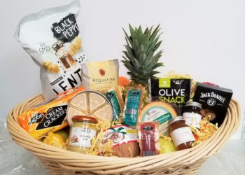 Fancy Gourmet Basket